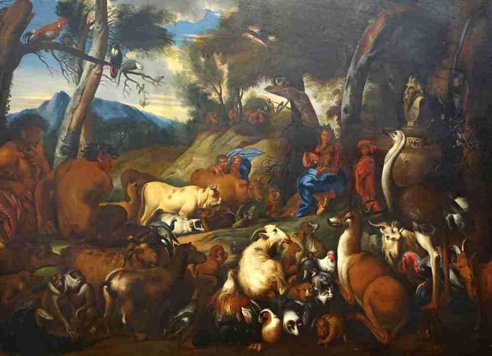 quadro-natura-morta-con-personaggi-e-animali-3
