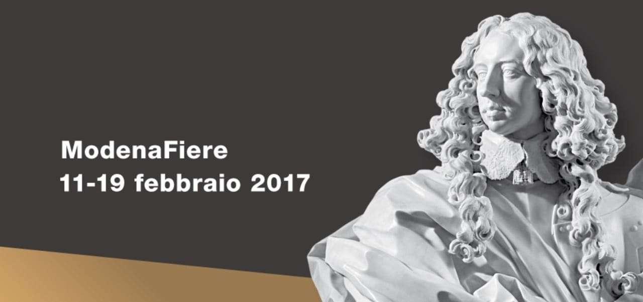 Modena antiquaria XXXI MOSTRA DI ANTIQUARIATO PETRA EXCELSIOR 11-19 febbraio 2017