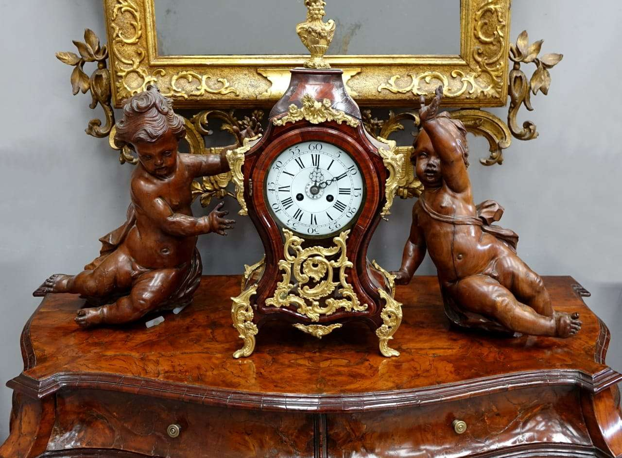 orologio bronzo dorato 700 venezia