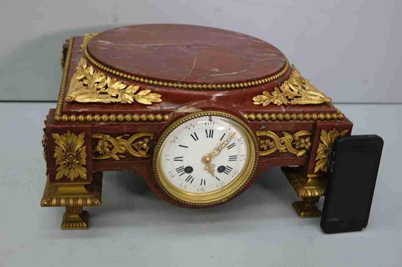 base-marmo-rouge-bronzo-orologio-10