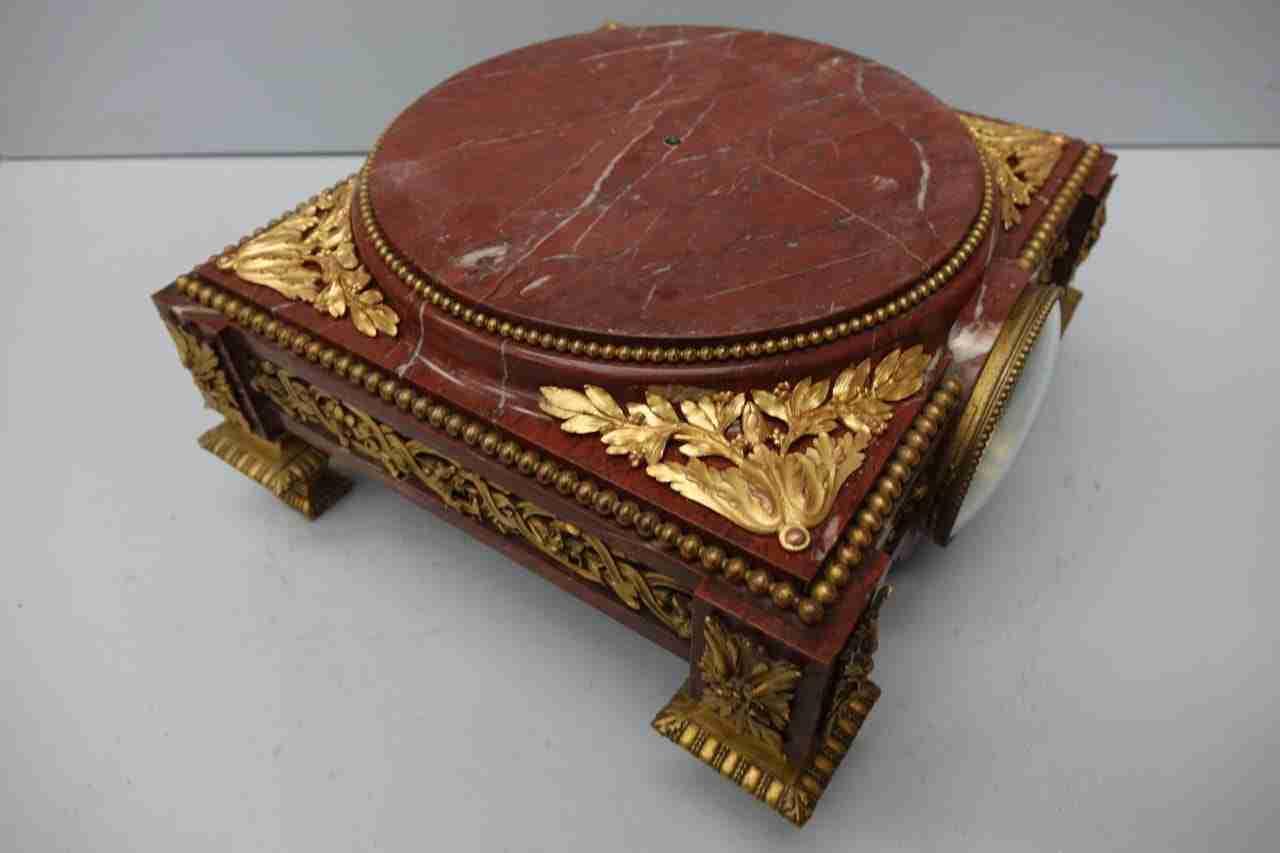base-marmo-rouge-bronzo-orologio-15