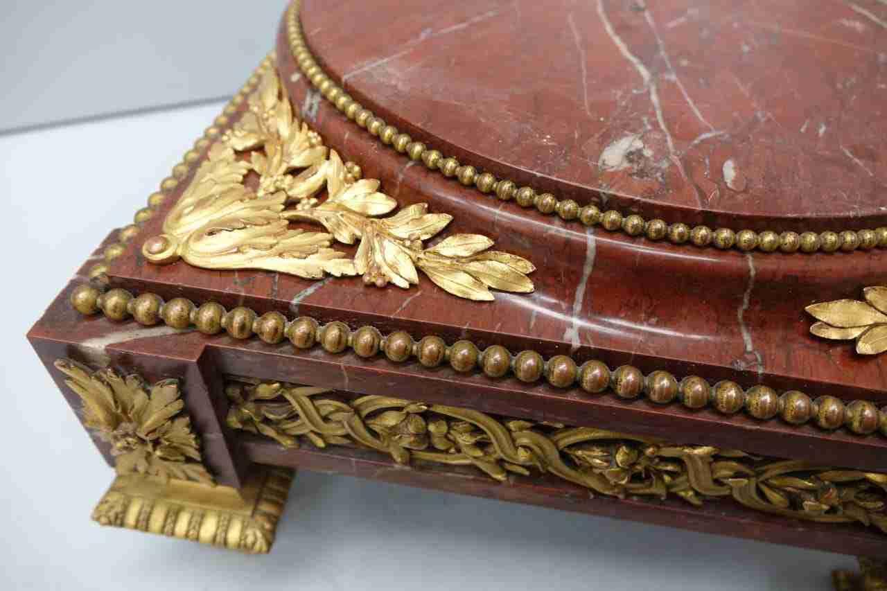base-marmo-rouge-bronzo-orologio-18