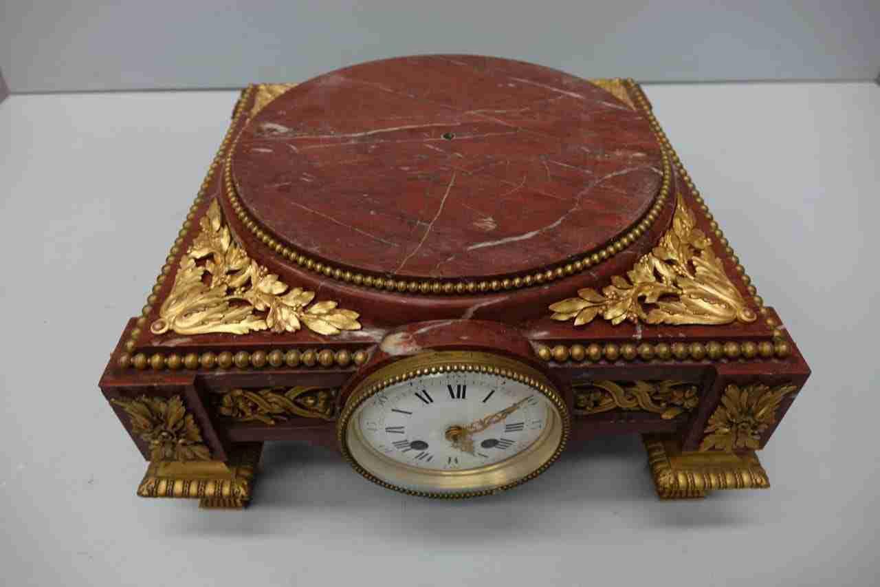 base-marmo-rouge-bronzo-orologio-22