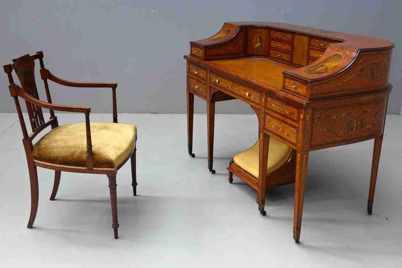 scrivania-scrittoio-dipinto-inglese-10