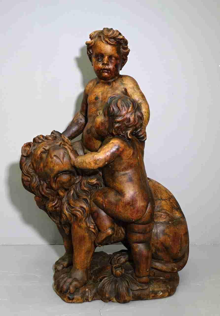 scultura-lignea-putti-2