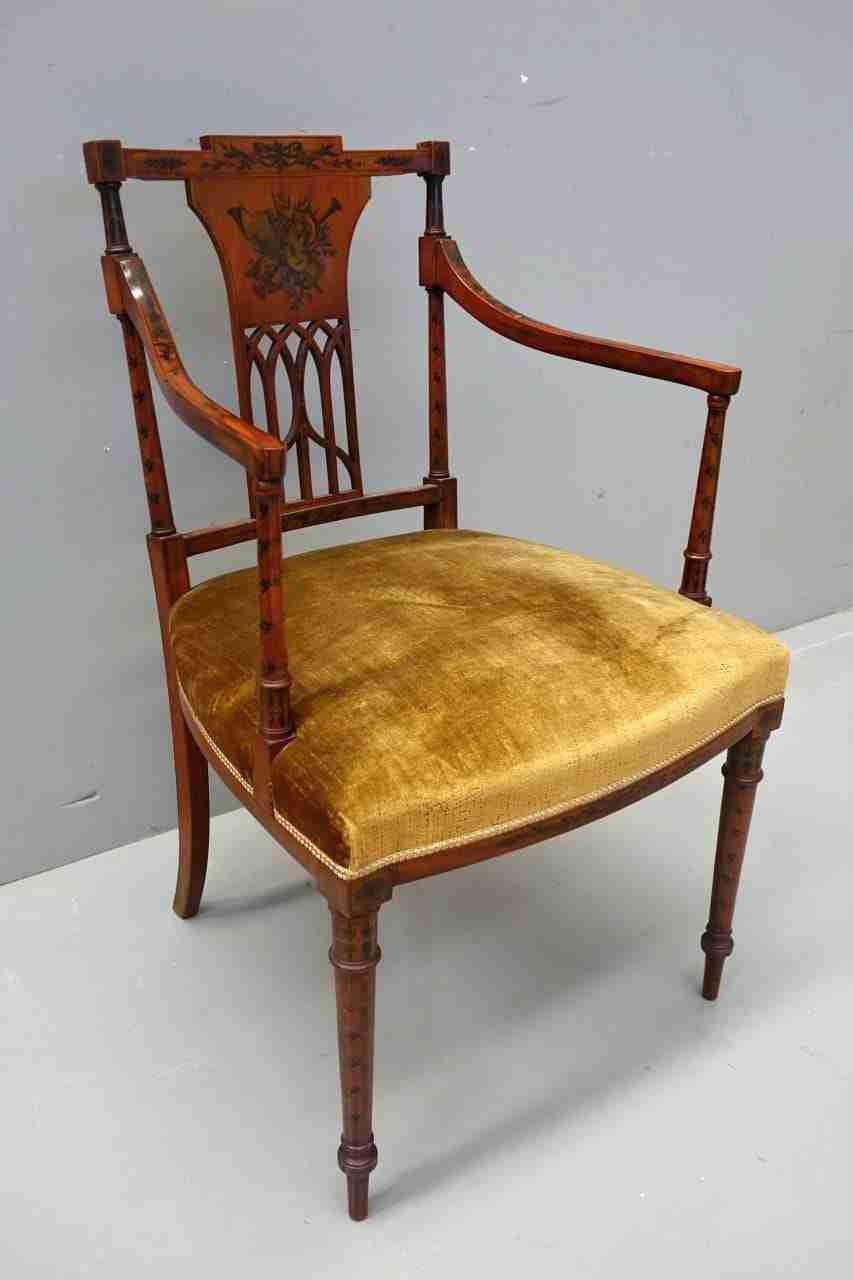 sedia-inglese-dipinta-10