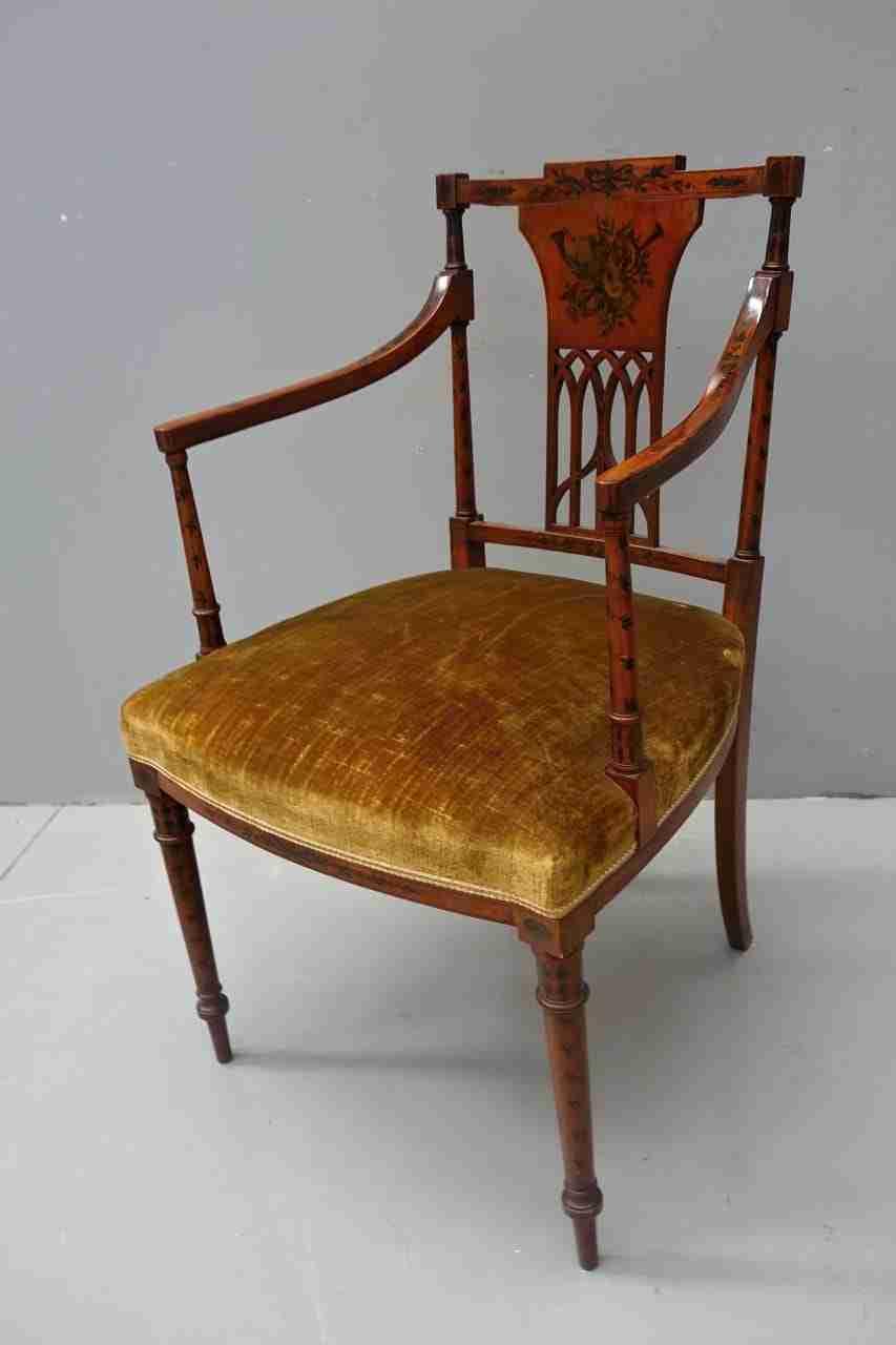 sedia-inglese-dipinta-11