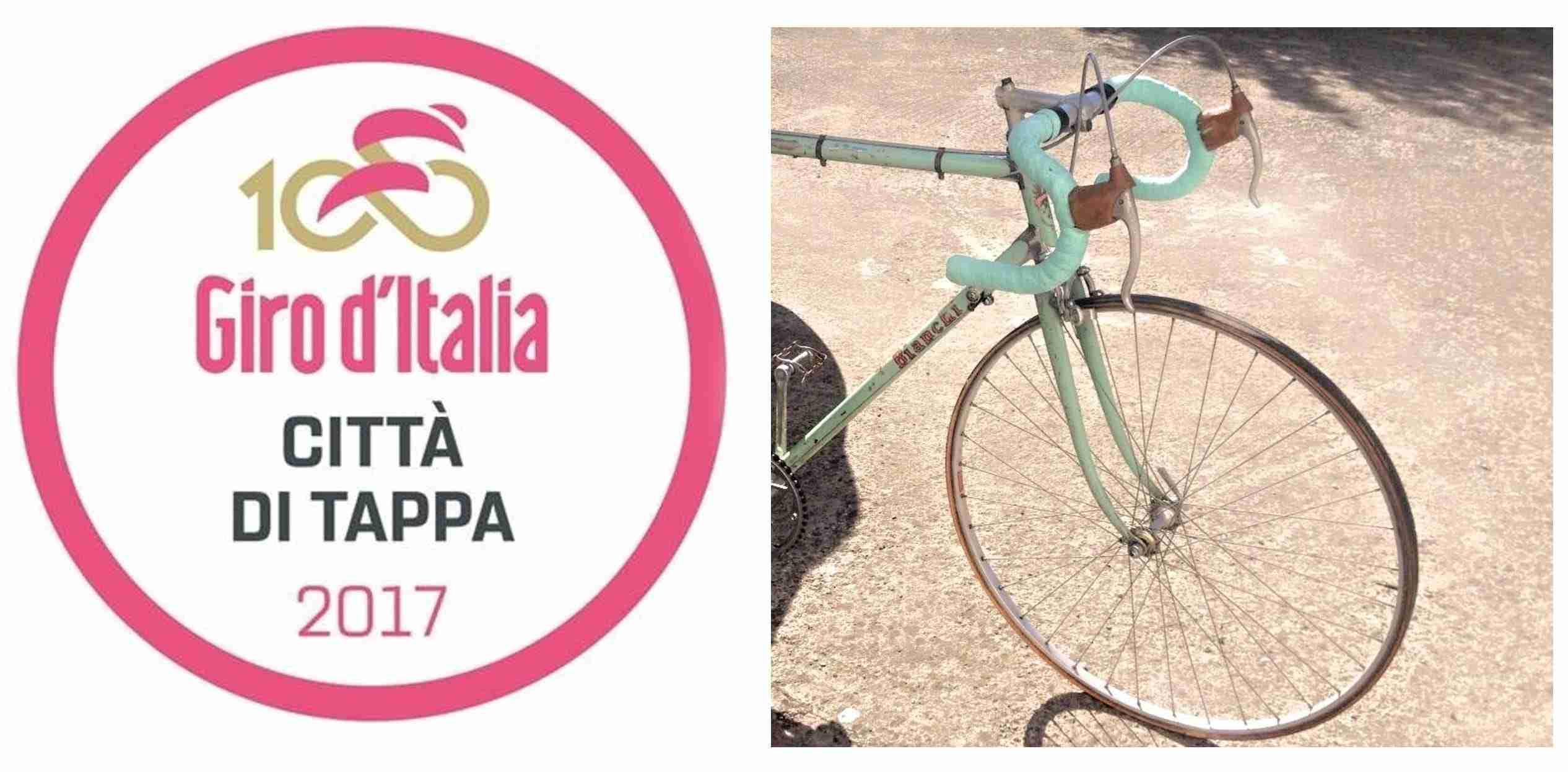 Bicicletta Bianchi campione del mondo in asta su ebay