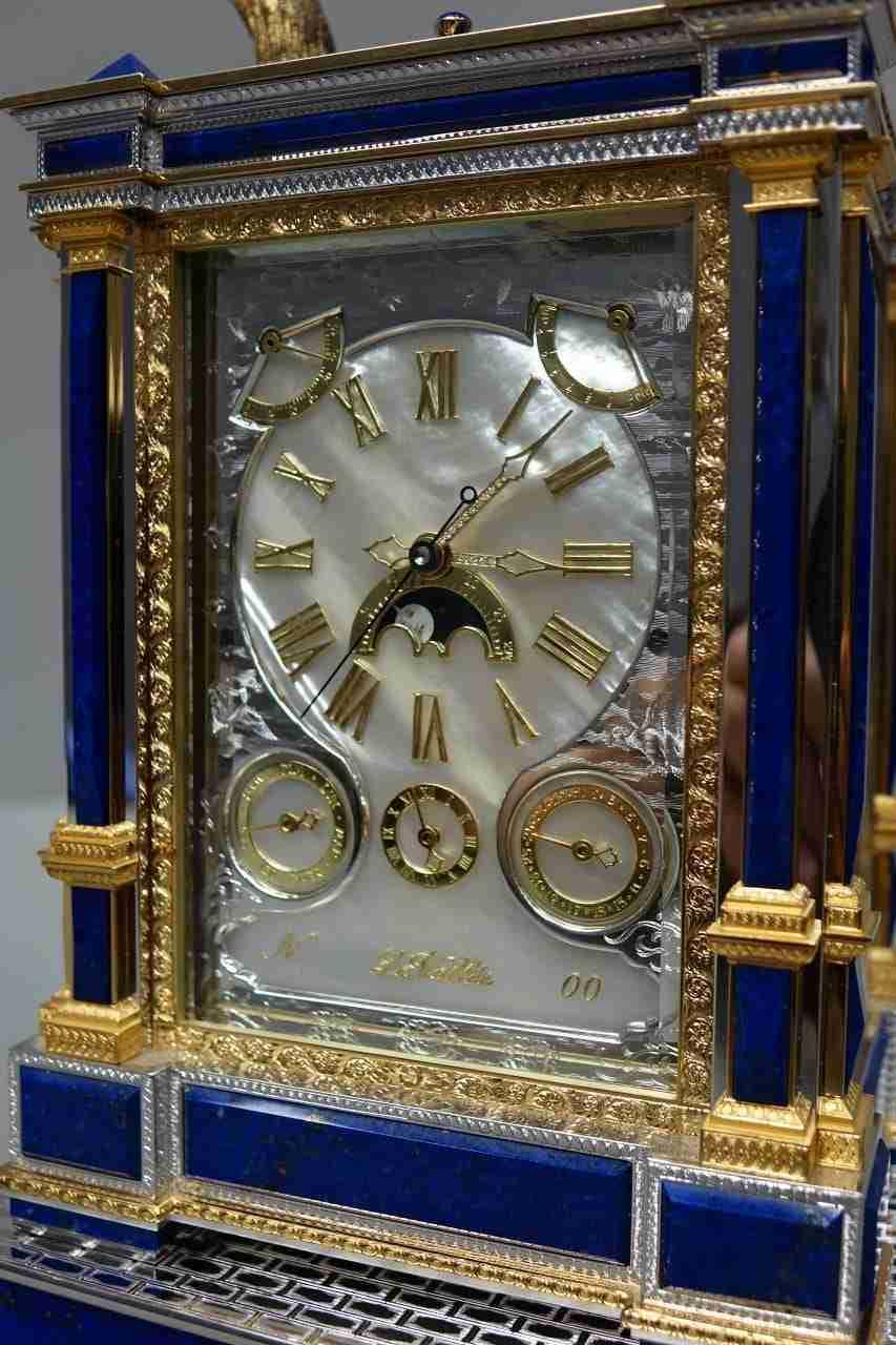 La vallee orologi da tavolo - Dalvey orologio da tavolo ...