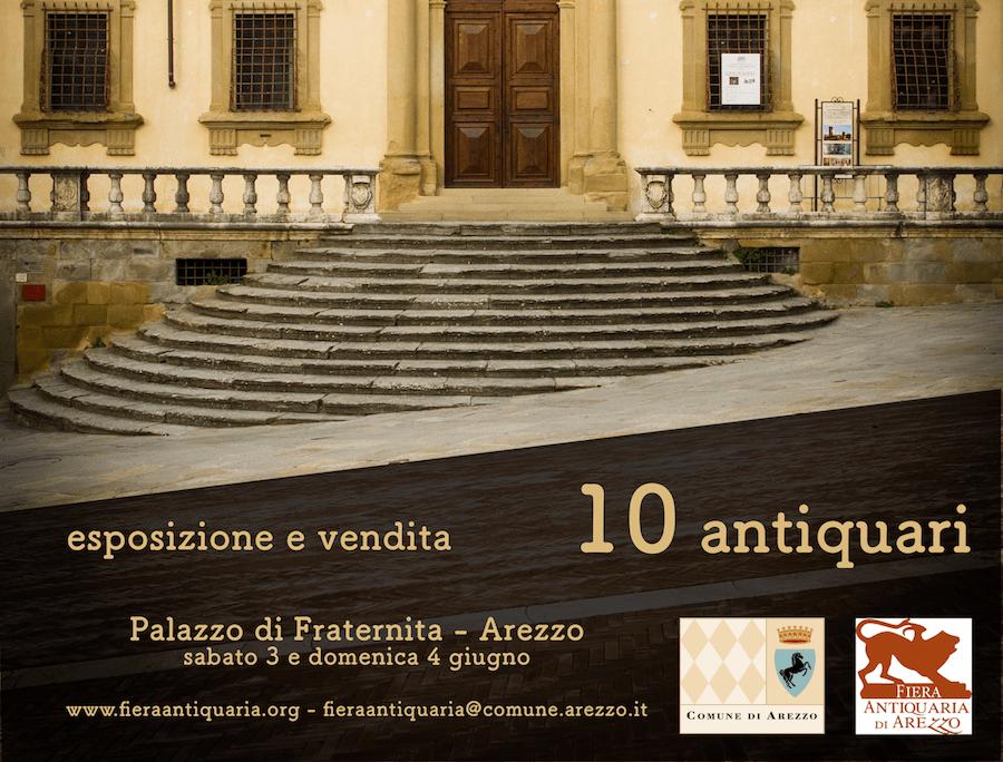 Arezzo Antiquaria 3 / 4 giugno 2017