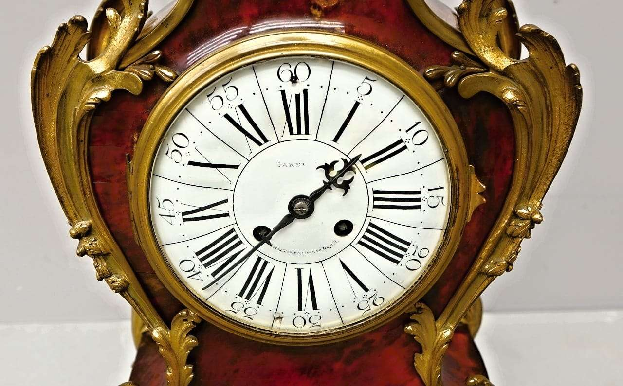 Orologio Janet tartaruga e bronzo dorato 0717023