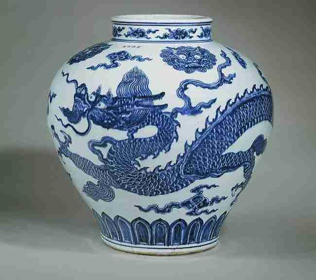 Cina, dinastia Ming