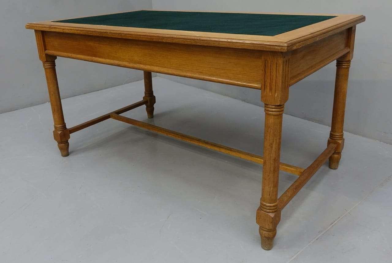 Tavolo scrivania da centro in rovere 1217921