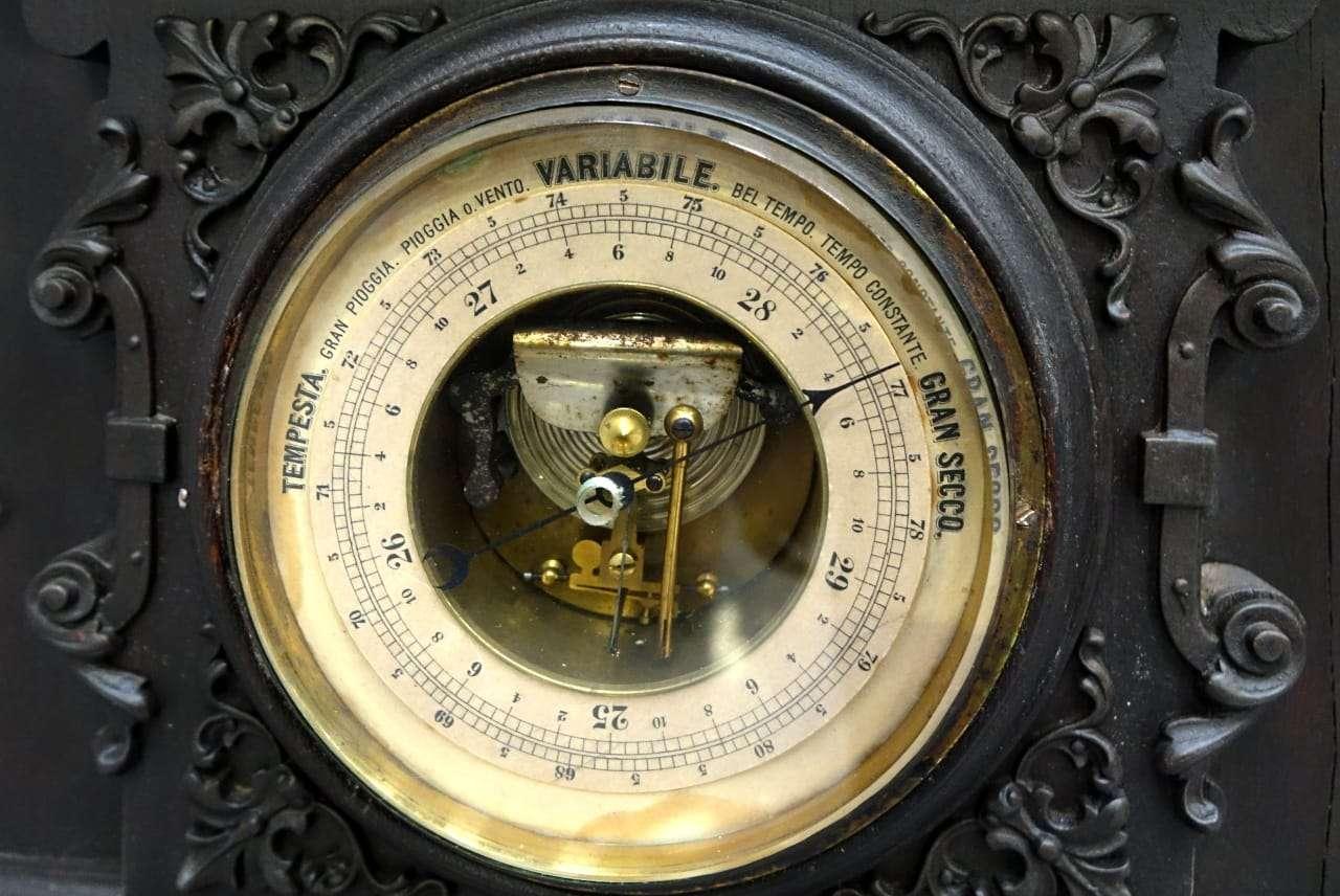 Barometro termometro Reau Cels rinascimento 1217918