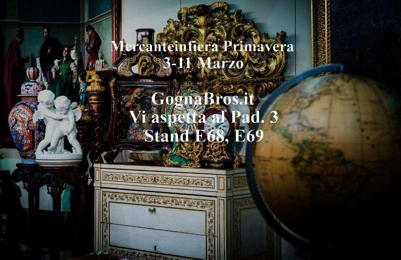 MERCANTE IN FIERA PRIMAVERA PARMA 3 – 11 MARZO 2018 (COMMERCIATI 1 – 2 MARZO)