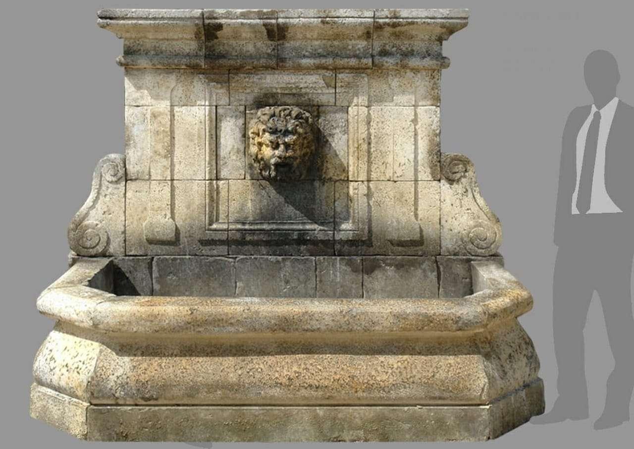 Vasche In Pietra Per Fontane fontana vasca scolpita in pietra di lecce – gabriele gogna