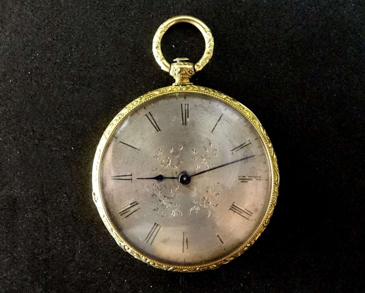 datazione orologi da tasca svizzeri