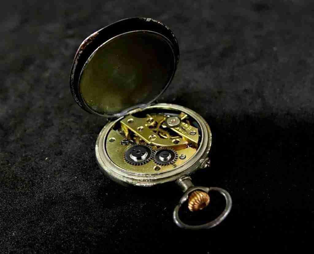 Orologio da tasca Liberty Svizzero