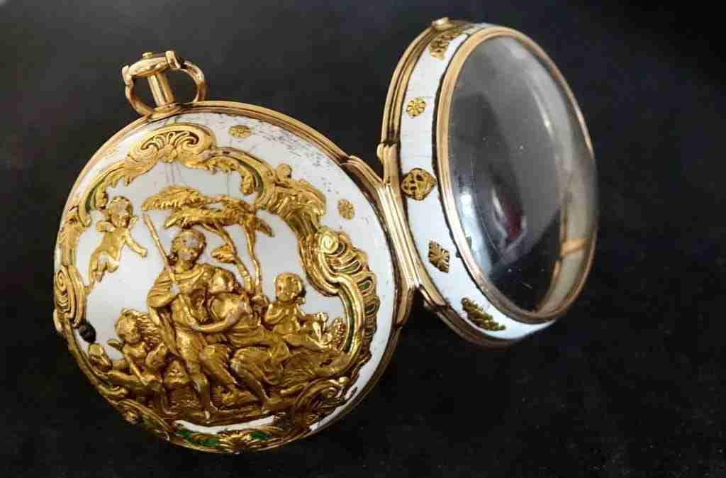 orologio da tasca svizzero faisan geneve