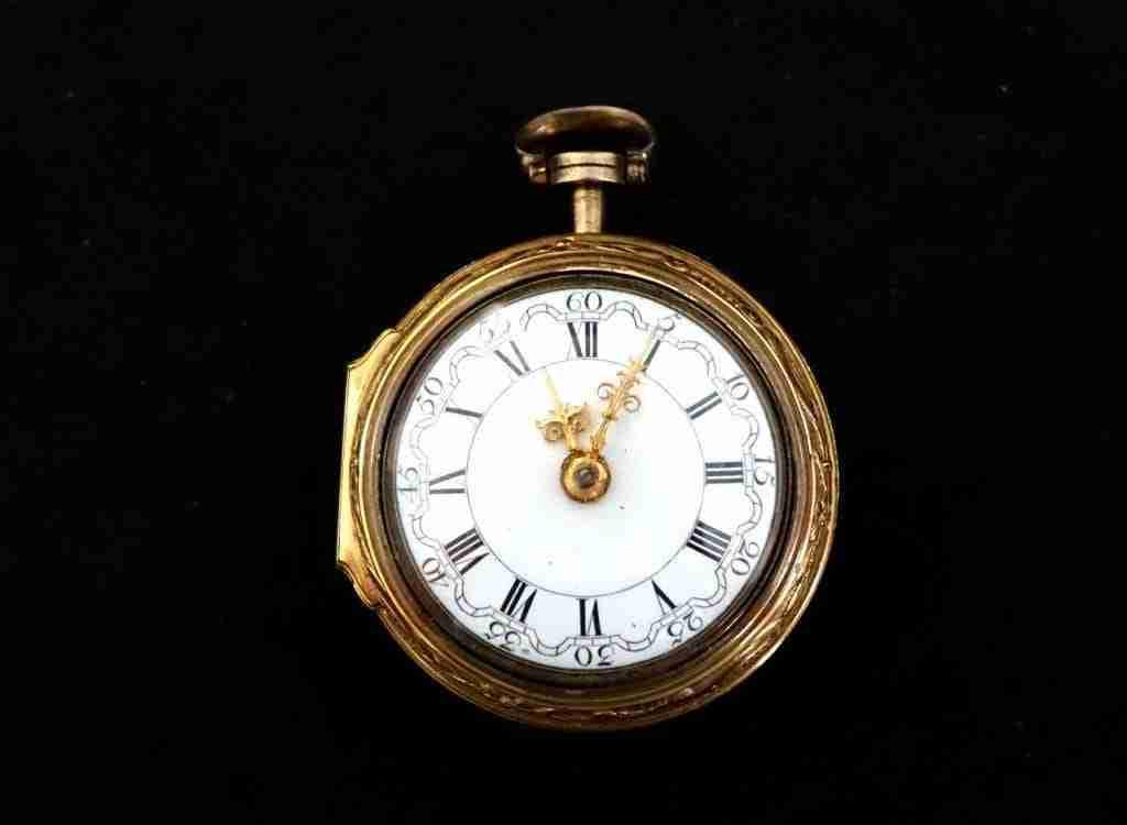 Orologio da tasca firmato Williamson London