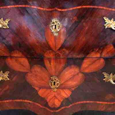 Como' quadrifoglio genovese - XVIII secolo
