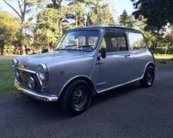 Mini Cooper Mk2 anno 1969 - restaurata - funzionante
