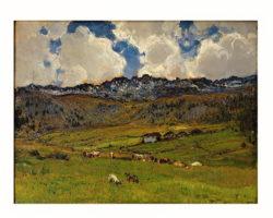 Andrea Tavernier - paesaggio