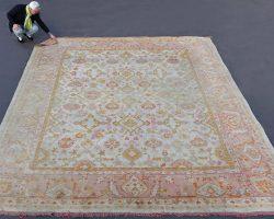 Grande tappeto orientale - XX Secolo
