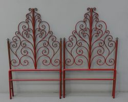 Outlet - Wrought iron bed - Clearance / Clearance