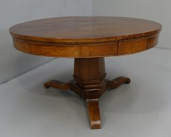 Outlet - Round dining table - Clearance / Clearance