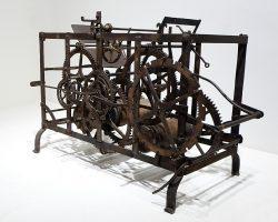 Movimento da torre antico Orologio da campanile ferro battuto
