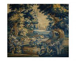 Arazzo paesaggio XIX secolo