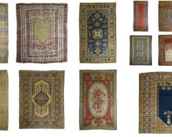 Collezione tappeti antichi caucasici