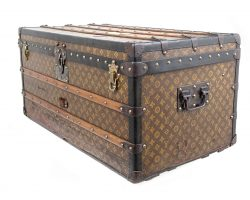 Baule Louis Vuitton - Malle Courrier