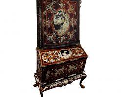 Pietro Piffetti -Trumeau - Двойной корпус - комод с откидными ящиками 1740-1750