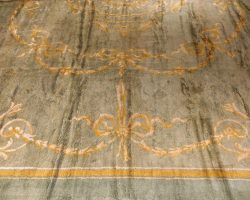 Grande tappeto Savonnerie Francia primi '900 - grandi dimensioni