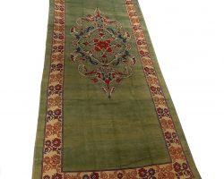 Grande tappeto antico Caucaso zona Armenia, 237 x 612 cm
