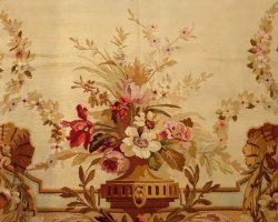 Tappeto aubusson epoca Napoleone III - ottime condizioni
